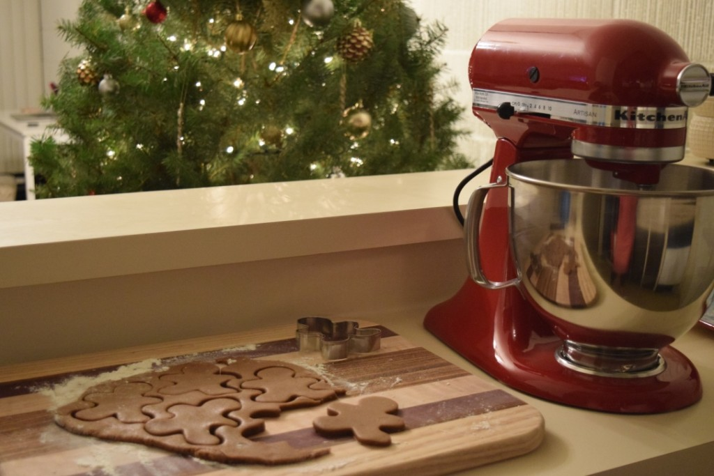 The perfect dessert for the holidays is gingerbread cookies. They are the classic holiday cookie and are fun to make as a family.